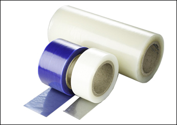 Surface Protection Tapes / Low tack PE Film